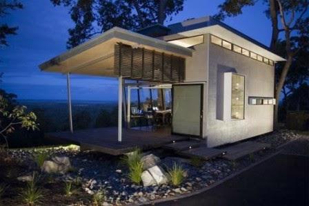 teras modern minimalis juga bisa diaplikasikan pada desain rumah