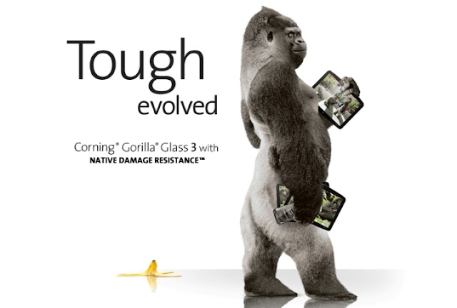 Phones with Gorilla Glass