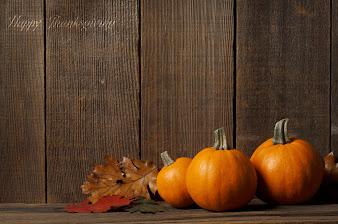 #6 Happy Thanksgiving Wallpaper
