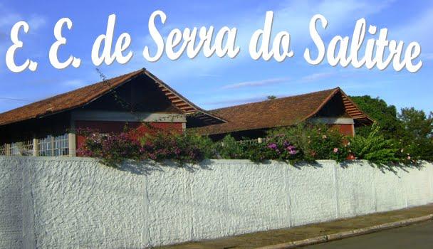 E. E. de Serra do Salitre