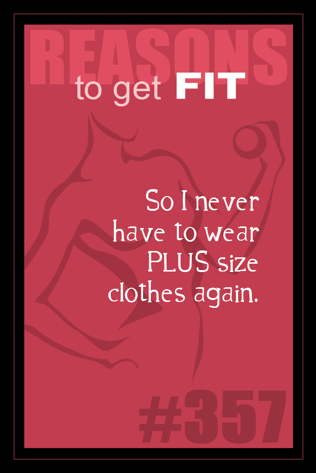 365 Reasons to Get Fit #357