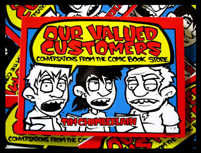 BUY THE OUR VALUED CUSTOMERS BOOK!