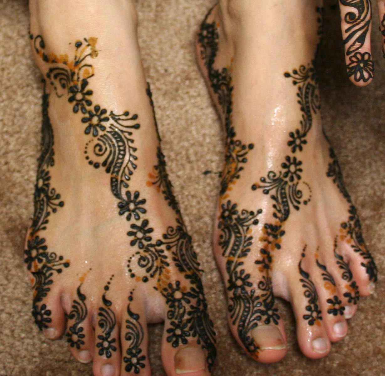 Mehndi Art Photos : Fashion gallery mehndi designs