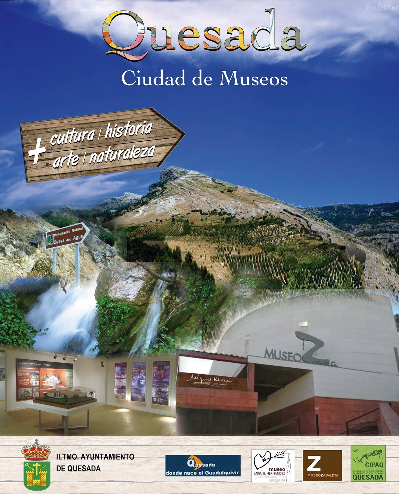 QUESADA CIUDAD DE MUSEOS