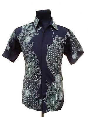 Model Seragam Batik Pria Kantoran