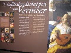 Liefdesboodschappen van Vermeer