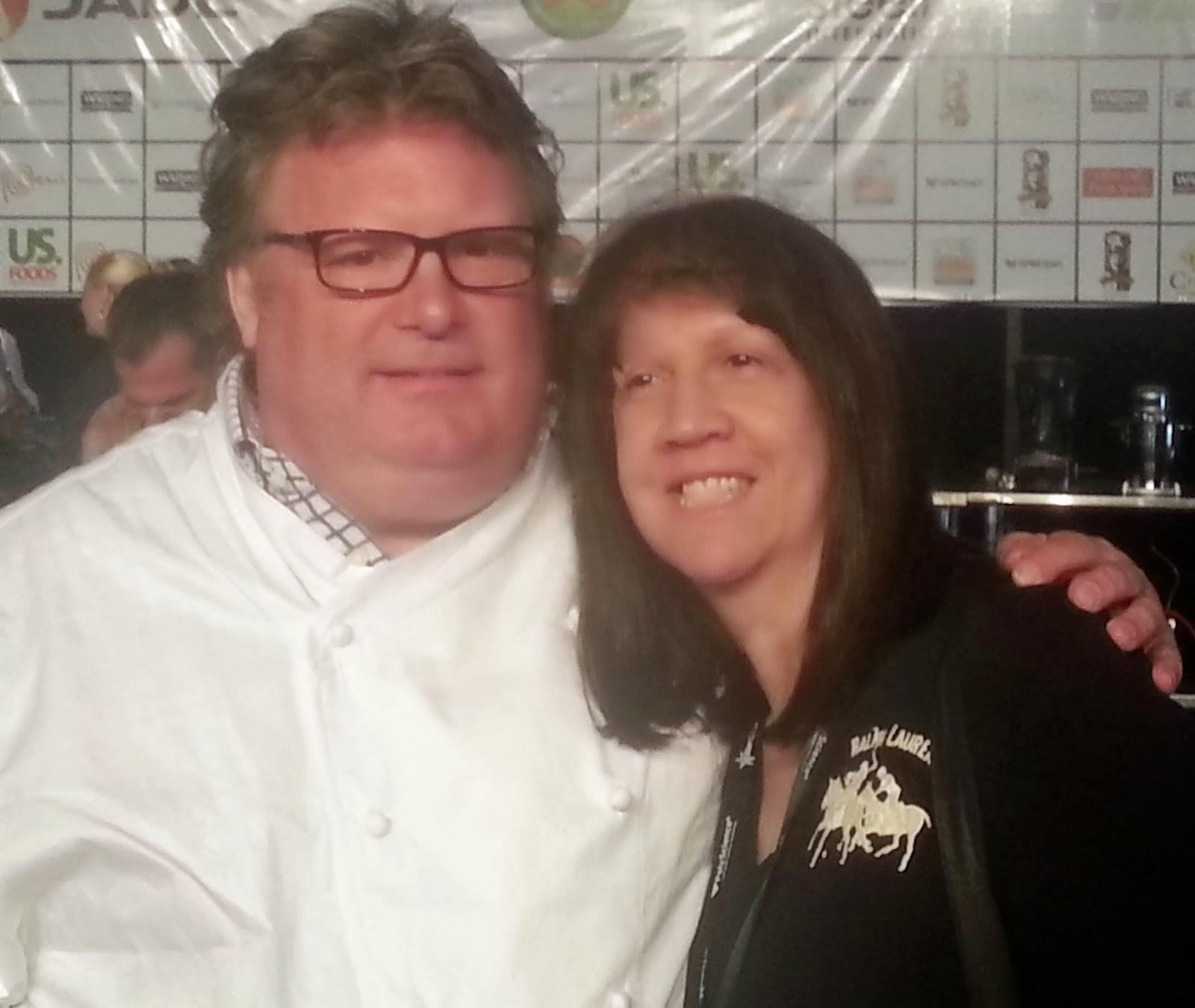 Chef David Burke