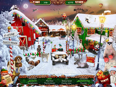 Christmas Wonderland 3 screen1