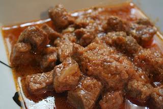 Guiso de Carne Rapido