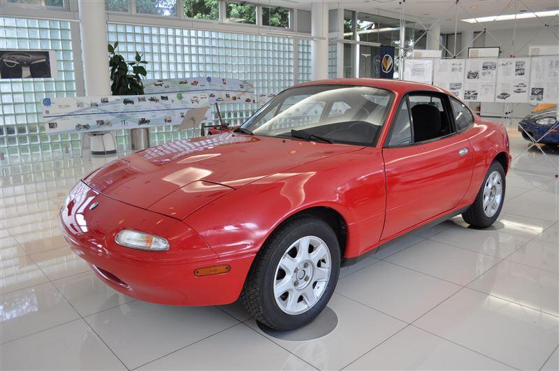 Mazda Miata, coupe concept