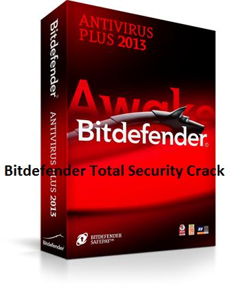 Bitdefender Total Security Crack Serial Number Free Download
