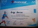Diploma AAT Babolat