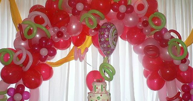 Tips balon dekorasi untuk memeriahkan acara artikel for Dekor 17 agustus di hotel
