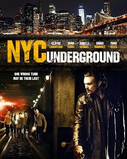 NYC Underground Legendado
