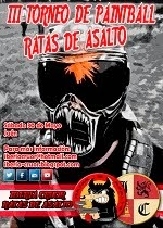 III Torneo de Paintball