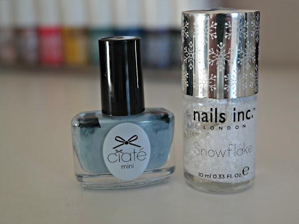 NOTD: Snowflake