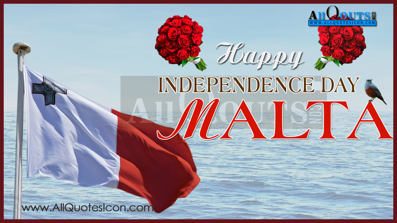 Happy Independence Day Wishes And Wallpapers About Malta Independence Day Greetings In English
