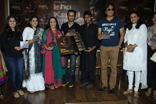 Ali Abbas Launch Ishq Kamal Music Album Photo Gallery