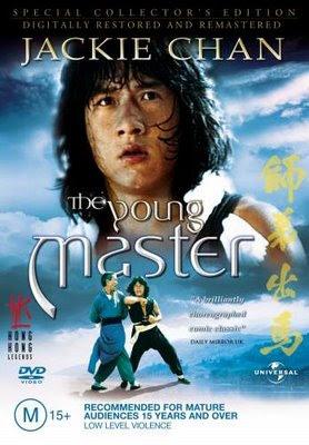 O Jovem Mestre do Kung Fu Dublado 1980