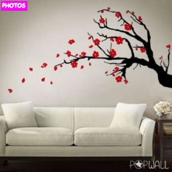 Sakura Wall Art - Elitflat