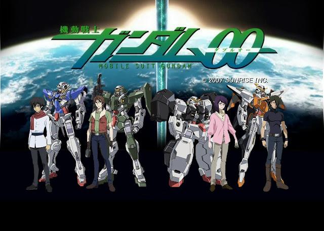 {تحميل جميع حلقات Gundam الموسم