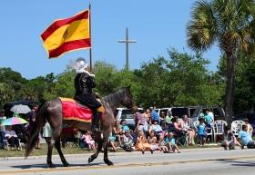 Easter Parade, Uptown Sat Night, Living History at Local Parks - So Much To Do This Week! 1 1parade 0 St. Francis Inn St. Augustine Bed and Breakfast