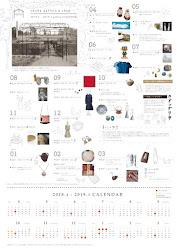 年間カレンダー2018.04~2019.03