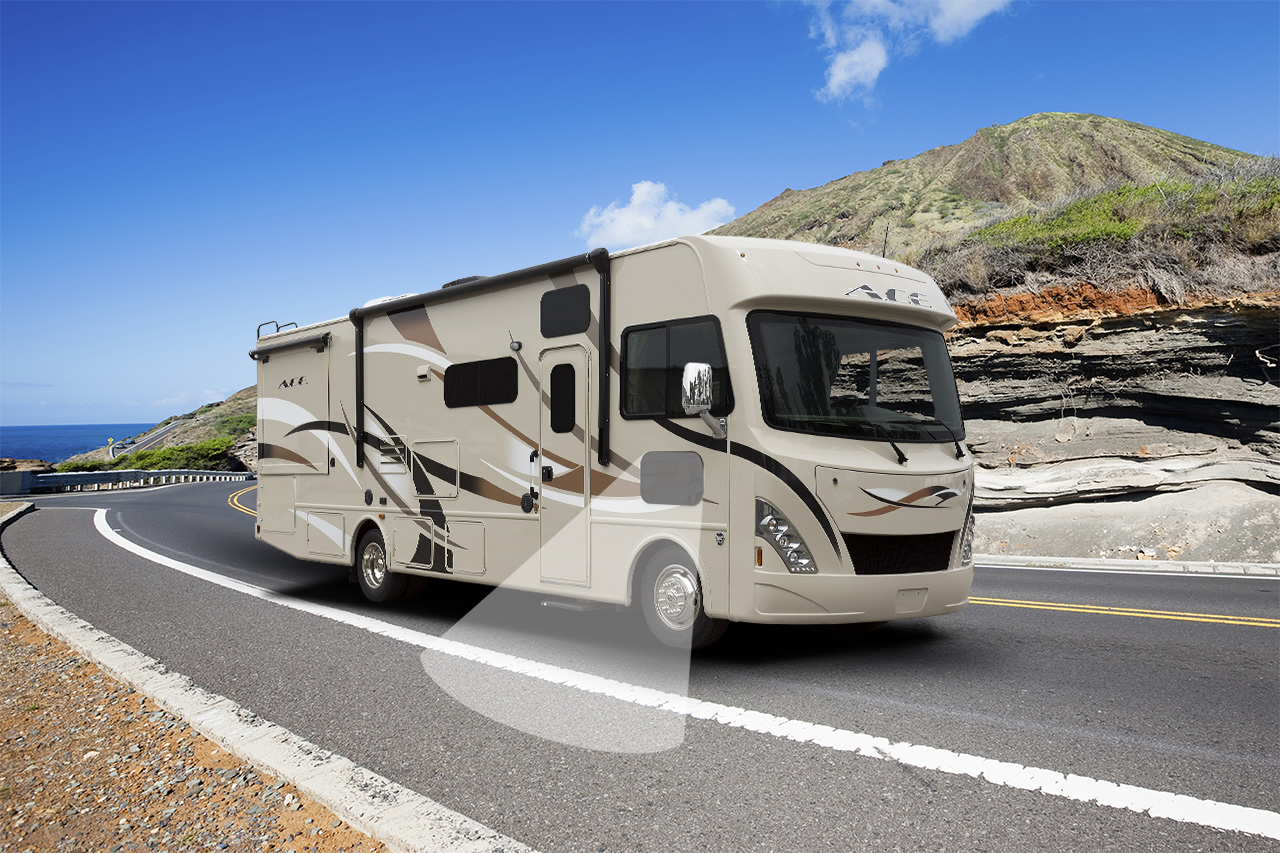 Thor motor coach continues to impress with 2016 class a for Class a motor coach