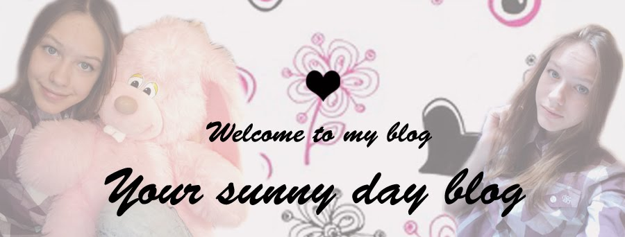 Your sunny day