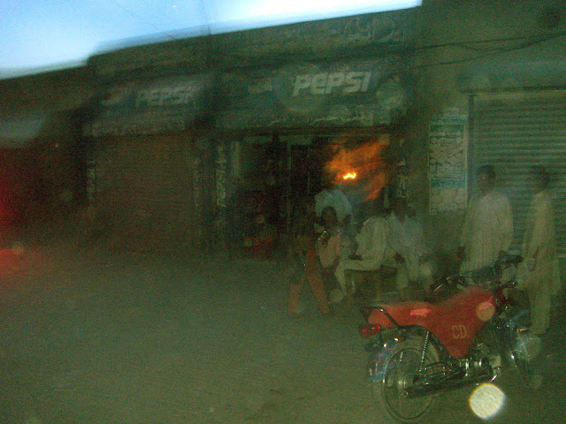 Bazar of Barapind