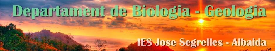 Departament bio-geo José Segrelles
