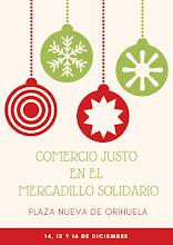 Mercadillo Solidario de Navidad