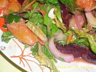 Σαλάτα παντζάρι & πορτοκάλι IMG_0059
