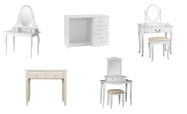 Ikea Diktad Kinderbett Schrauben ~ Dressing Table With Mirror From Ikea Hemnes dressing table with