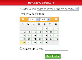 Resultados Loto