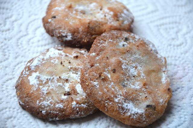 biscotti veloci al rum