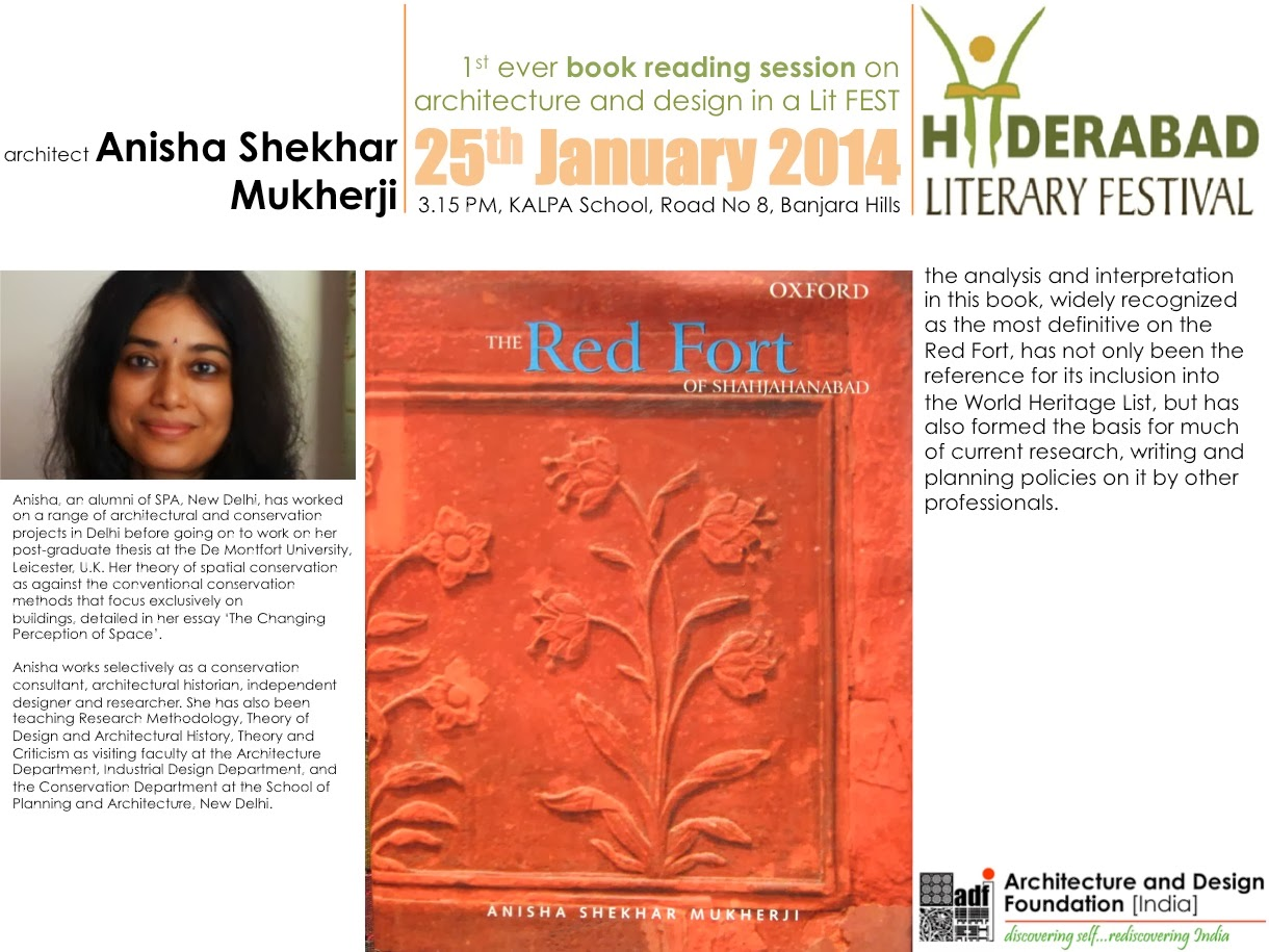 Readings on The Red Fort