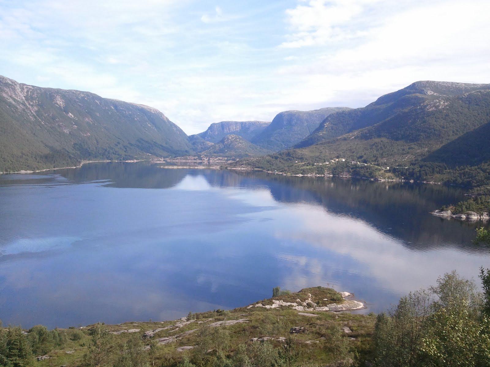 singel i bergen Førde