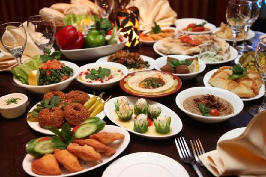 Lebanese Food Catering London