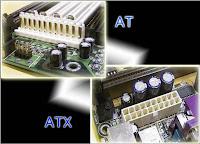 Conector AT e ATX
