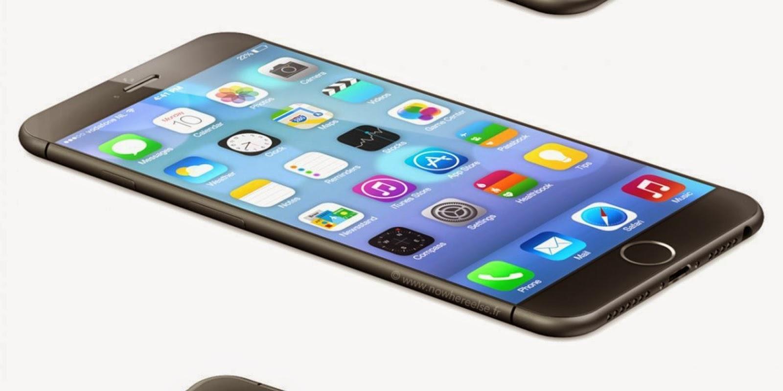 iPhone 6 phiên bản màu đen so kè cùng Galaxy S5 và iPhone 5s