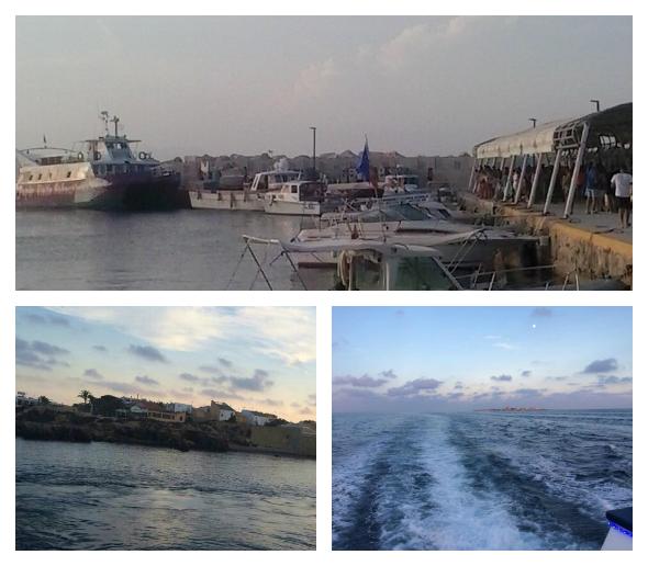 Un día en Tabarca
