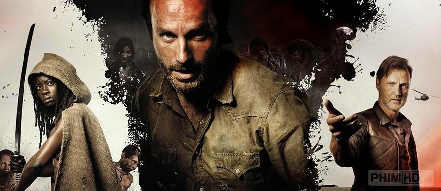 Xác Sống 3 - The Walking Dead: Season 3 - 2012