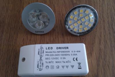 how to make led bulb driver