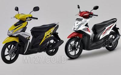 Perbandingan Honda Beat ESP dan Yamaha Mio M3