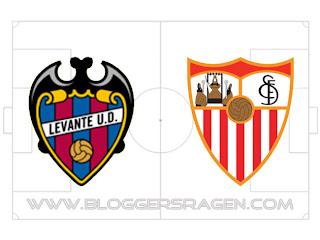 Pertandingan Levante UD vs Sevilla