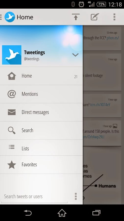 Tweetings for Twitter v6.4.3.2