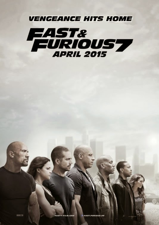 """Fast & Furious 7 (2015)"" movie review by Glen Tripollo"
