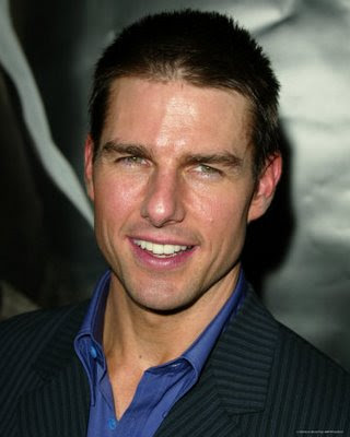 TOM CRUISE BUZZ SHORT HAIRSTYLE