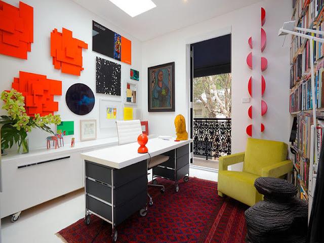 Idea Dekorasi Warna-Warni Di Paddington ~ EKSPRESIRUANG